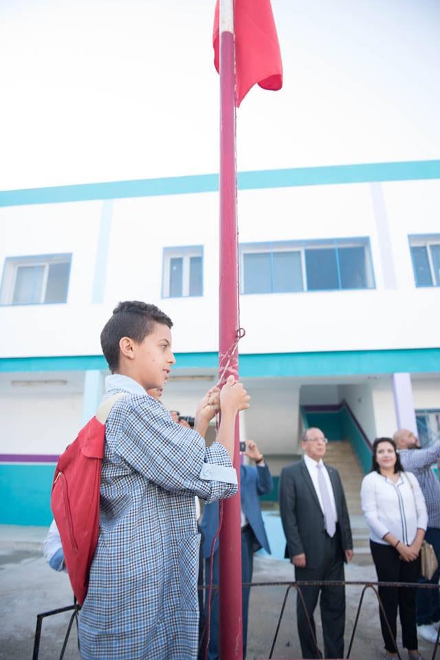 بالصّور : رئيس الحكومة يوسف الشاهد يواكب اليوم الاول من العودة المدرسية