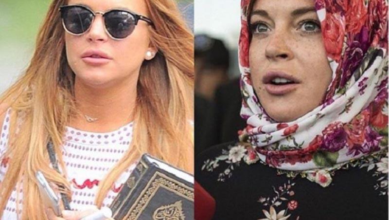 بعد إعلان إسلامها: ليندسي لوهان تنتقل إلى السعودية... وهذا سبب قرارها المفاجئ