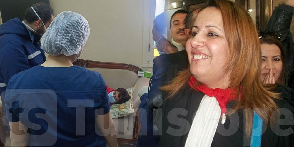 الحالة الصحية لسامية عبو ونائبين آخرين حرجة، وليلى الحداد تدخل بدورها في إضراب جوع