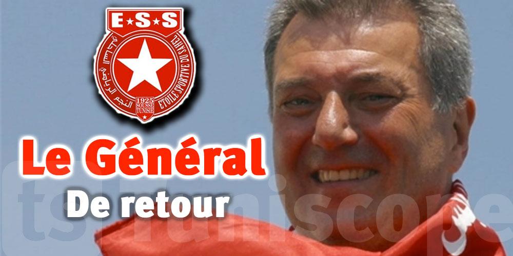 Roger Lemerre débarque à Sousse