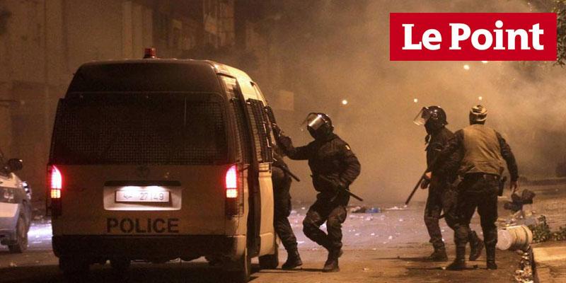 ''Désormais, la Tunisie est un laboratoire'', selon le journal français Le Point