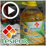 En vidéos : LESIEUR anime un atelier de cuisine et présente sa gamme variée d'huiles et de condiments