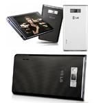 Les coulisses de Vanity Fair pour LG Optimus L7