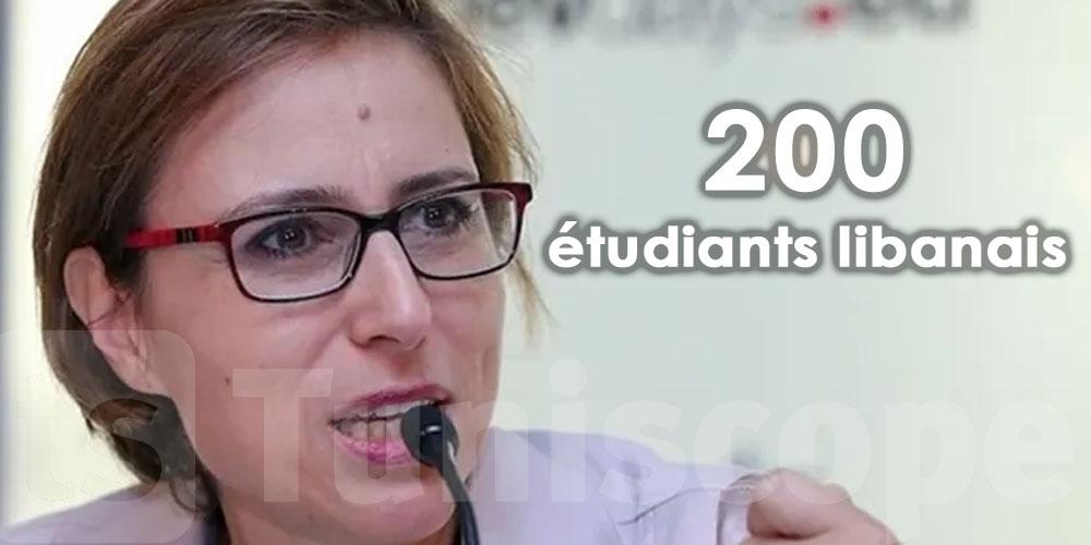 La Tunisie prête à accueillir 200 étudiants libanais