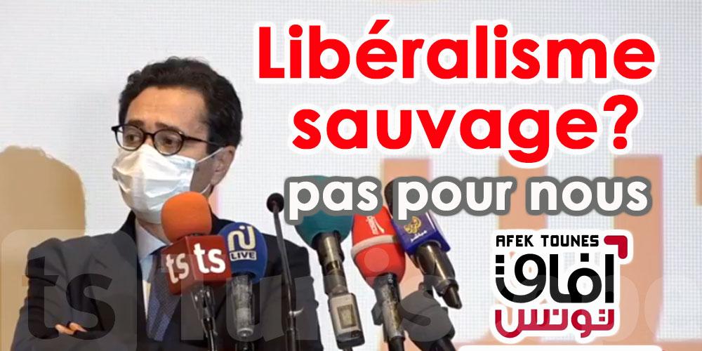 Fadhel Abdelkefi : nous ne sommes pas libéraux mais nous voulons un pays fort