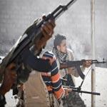 اغتيال رئيس المجلس العسكري الليبي