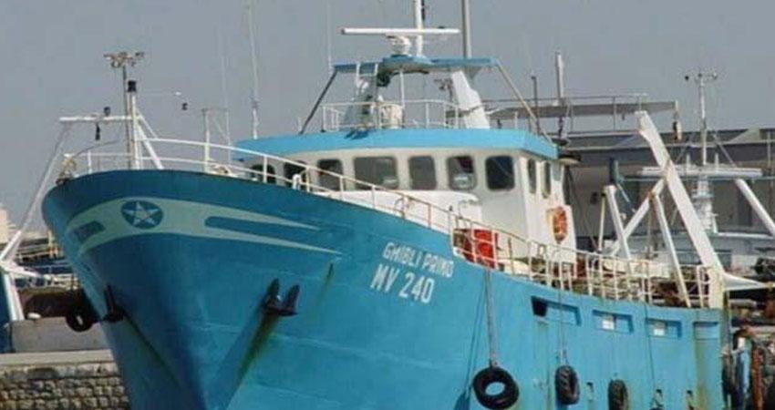 احتجاز مركب صيد تونسي على متنه 5 بحارة في ليبيا
