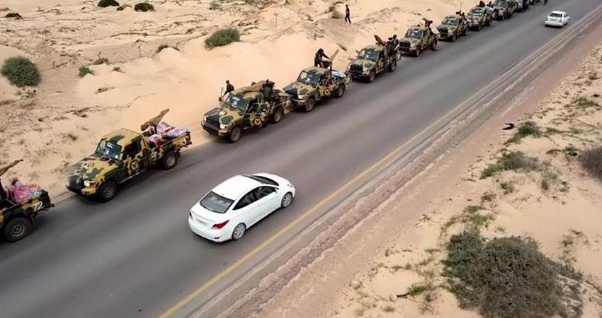 الجيش الليبي يتوقع السيطرة على طرابلس خلال 48 ساعة