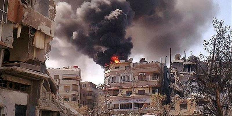 Libye: un centre pour réfugiés devient la cible de bombardements
