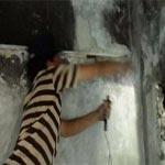 بالصور : في طرابلس الليبية الطلاب يعيدون بناء ما هدمته المعارك