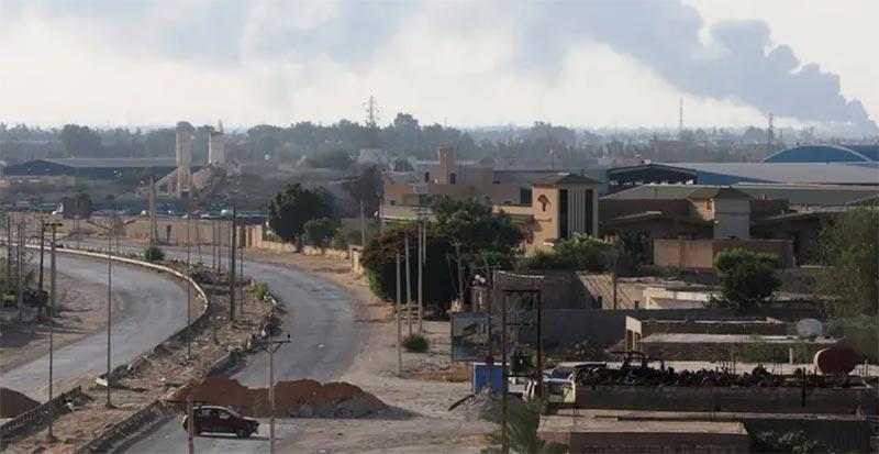 ليبيا: 10 قتلى حصيلة اشتباكات العاصمة طرابلس
