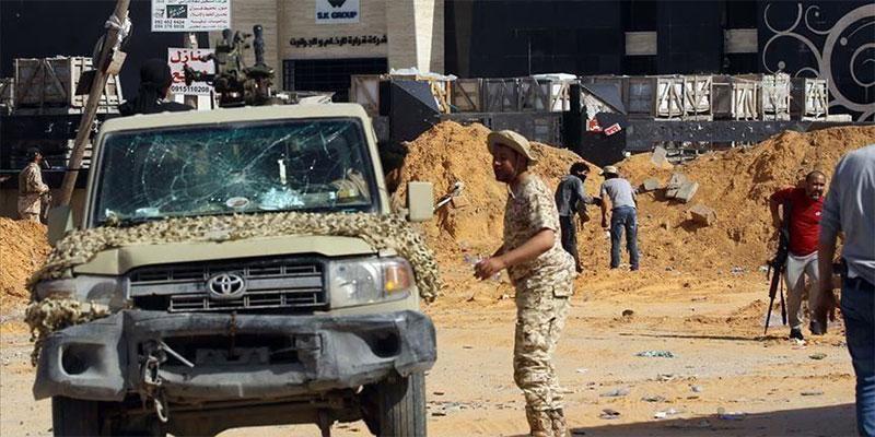 ليبيا.. هدوء حذر بمحاور قتال طرابلس غداة اشتباكات عنيفة