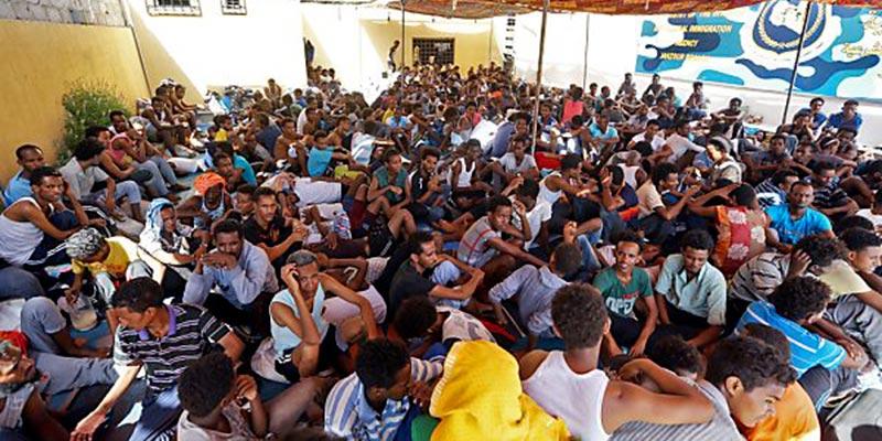 Plus de migrants libyens rapatriés que de réfugiés en Italie