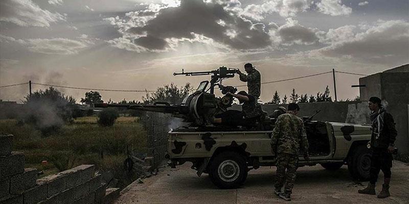 Nouveau succès des forces pro-gouvernementales en Libye