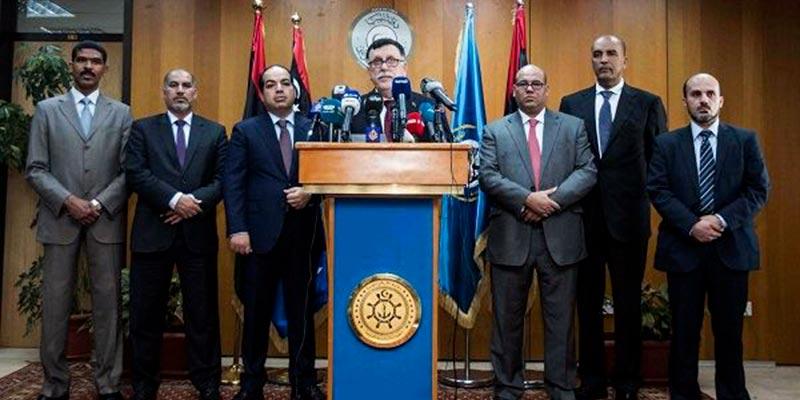 L'accord 'pétrole contre nourriture' annoncé par Jhinaoui n'a pas été fait, selon le gouvernement libyen<