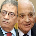Ligue arabe : Nabil Elaraby remplace Amr Moussa