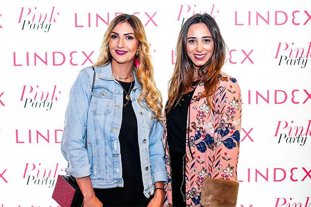 En photos : Lindex Pink Party @La closerie au profit de l'association Nourane pour la prévention du cancer