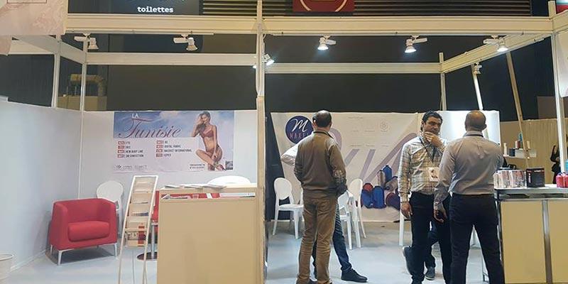 La lingerie tunisienne aux salons 'Interfilière' et 'SIL à Paris'