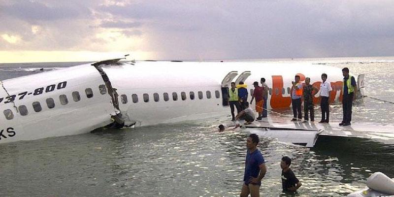Un avion de la Lion Air s'abîme en mer avec 188 personnes dont 2 bébés