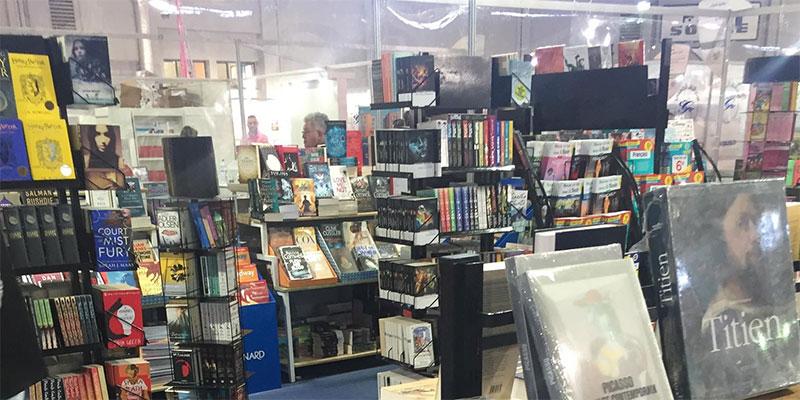 في معرض الكتاب ، ماهو الكتاب الذي بيع ب5000 دينار؟