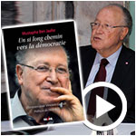 En vidéos : Emotions autour du nouveau livre de Mustapha Ben Jaafer