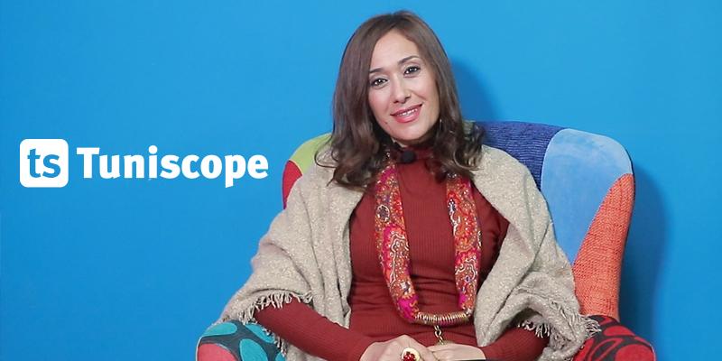 En vidéo : Médias, art et amour...Lobna Noomene à découvert