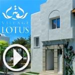 Village Lotus : Une résidence luxueuse pour les amoureux de l'île des rêves Djerba