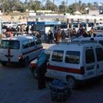 Kébili : Les chauffeurs de louages protestent contre le coût élevé de l'assurance
