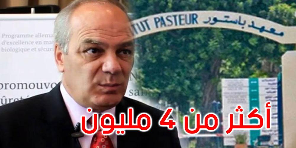 الهاشمي الوزير: تونس ستتلقى 4 ملايين و336 ألف جرعة من اللقاحات حتى أواخر 2021