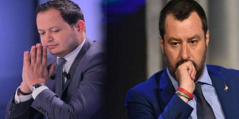 الوافي: ''وزير الداخلية الإيطالي وقح...''