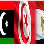 مصر وتونس تدعمان الحوار بين الأطراف الليبية لحل أزمة بلادهم