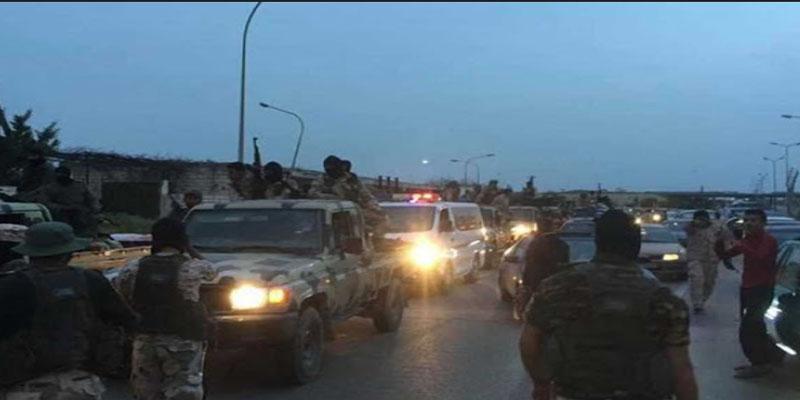 ليبيا: الجيش يعلن تفعيل حظر الطيران فوق طرابلس بالكامل