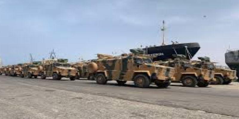 ليبيا: الجيش يدمّر طائرة مقاتلة على مدرج مطار مصراتة
