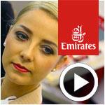 En vidéo : Tous les secrets du maquillage des hôtesses EMIRATES