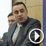 Allocution de M.Mehdi Jemâa, Ministre de l'Industrie à la Bourse de Tunis
