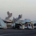 الجيش الليبي يقصف مطار معيتيقة في طرابلس