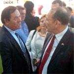 عبد الوهاب معطر على رأس وفد من رجال الأعمال التونسيين في المجر