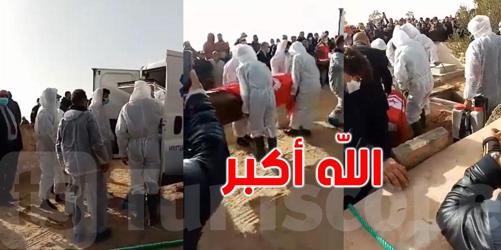 بالصور.. تشييع جثمان النائب مبروك الخشناوي