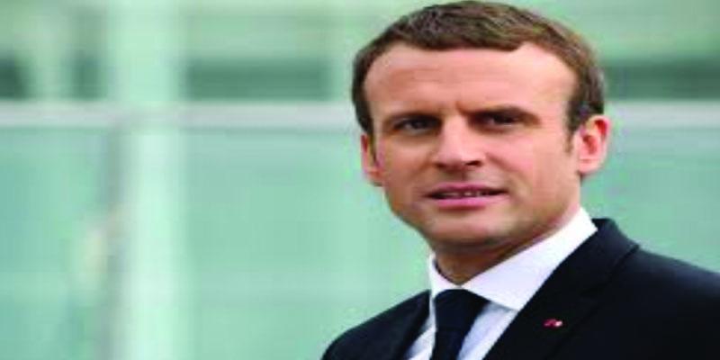 ايمانويل ماكرون يرد على تصفير مشجعين أتراك على النشيد الفرنسي
