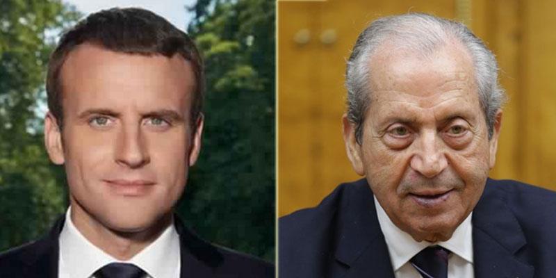 Ce que l'on sait de l'entretien téléphonique de Macron avec Ennaceur