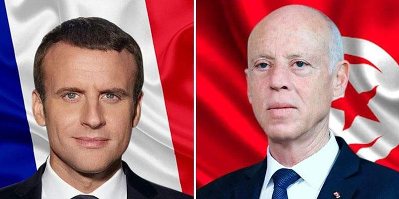 Ce que l'on sait de l'entretien téléphonique de saïed avec Macron