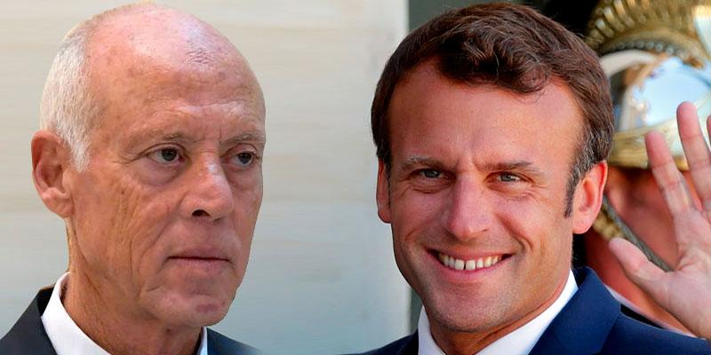 Conférence de Berlin, Macron compréhensif du refus de la Tunisie