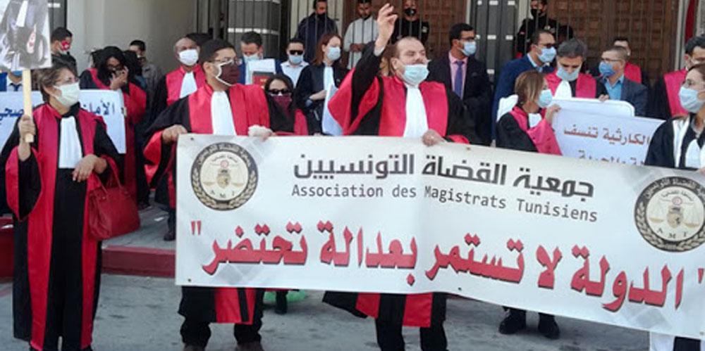 Magistrats de Tunisie : Après la grève, l'escalade