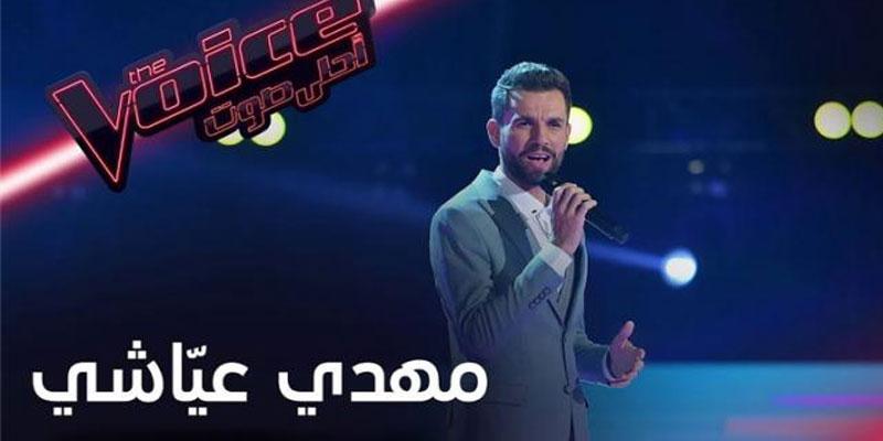 التونسي مـهدي عيّاشي يـفوز بلقب ''ذا فويس''