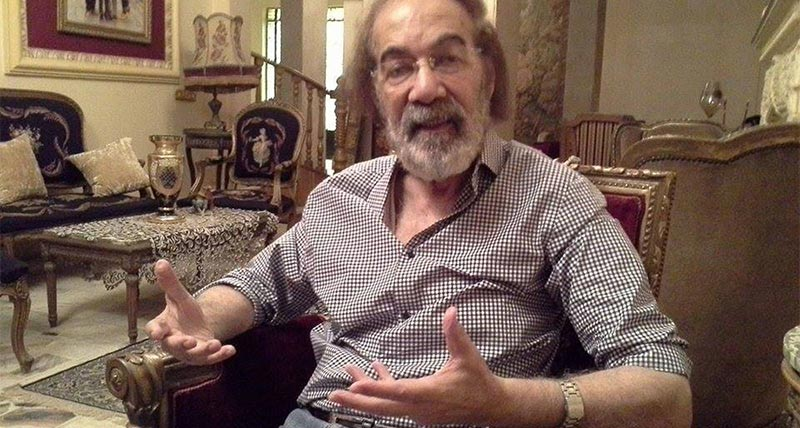 الفنان المصري محمود ياسين يتعرض لوعكة صحية