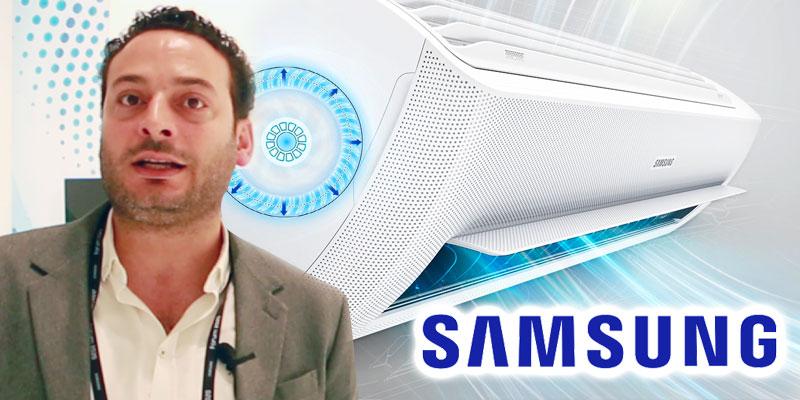 En vidéo : Découvrez les nouveaux Climatiseurs et Réfrigérateurs Samsung
