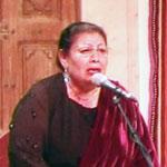 Mahwash et ensemble à Musiqat 2009