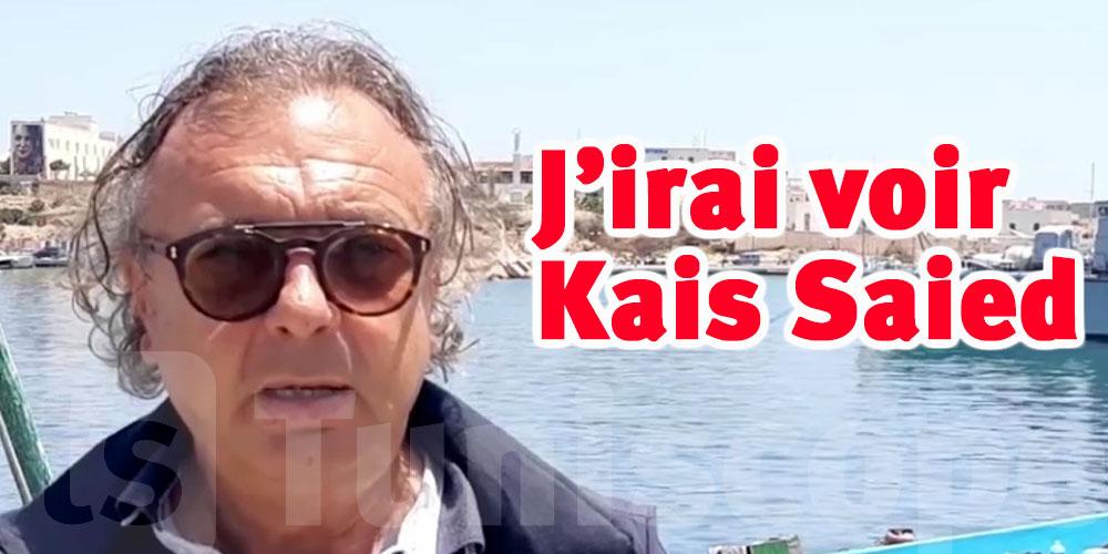 Je pars en Tunisie, menace le maire de Lampedusa