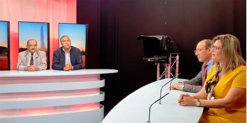Organisé par Le Pont Genève, huit maires tunisiens en voyage d'échange en Suisse