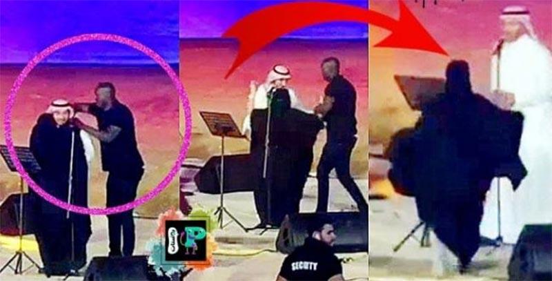 بالفيديو.. أول تصريح للفتاة السعودية التي احتضنت الفنان العراقي ماجد المهندس..